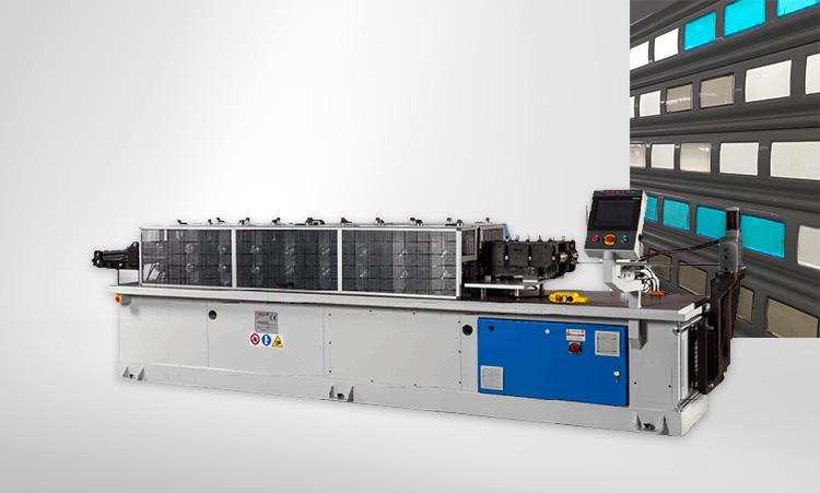 Machines Lignes de profilage - COMETAL IMAL Group